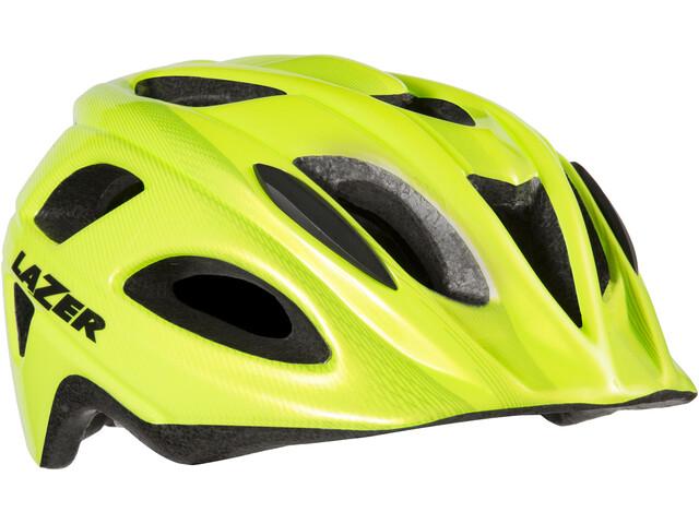 Lazer Beam Cykelhjelm, flash yellow
